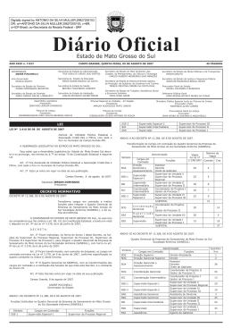 Diário Oficial n. 7.027