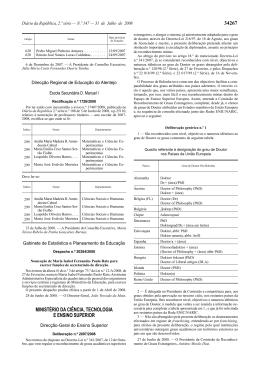 34267 ministério da ciência, tecnologia e ensino superior