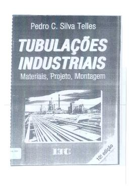 Tubulações Indústriais - Capítulo 1