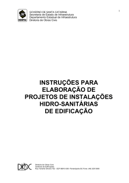 Projetos_de Instalacoes_Hidro-Sanitarias_de_Edificacao