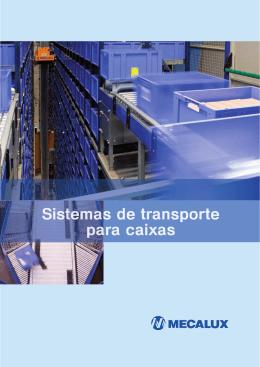 Transporte caixas BRA