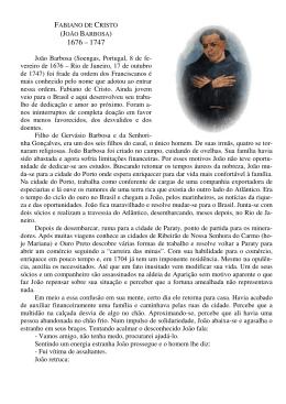 João Barbosa (Soengas, Portugal, 8 de fe