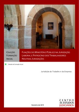 Funções do Ministério Público na Jurisdição Laboral e