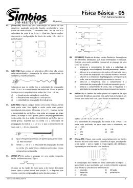 Física Básica - 05 - Colégio e Curso Simbios