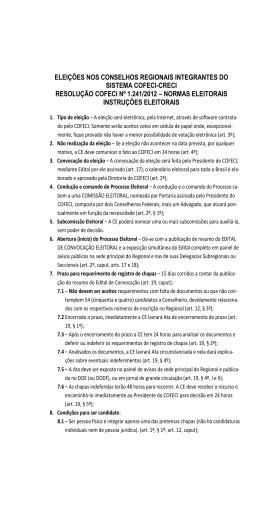RESOLUÇÃO-COFECI Nº 947/2006