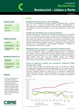 MarketView Residencial – Lisboa e Porto