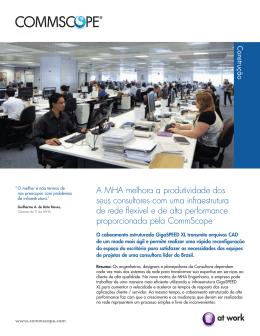 A MHA melhora a produtividade dos seus consultores com uma