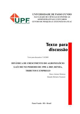 texto 10 - Universidade de Passo Fundo