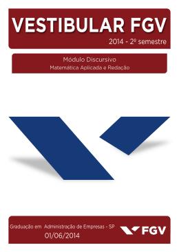 Módulo Discursivo - Matemática Aplicada e Redação