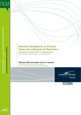 Materiais Manipuláveis no Processo Ensino