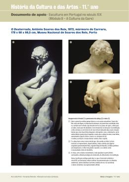 História da Cultura e das Artes · 11.° ano