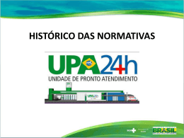 UPA NOVA - cosems/sp