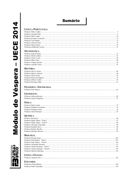 08211114 - Modulo de Vespera - UECE 2014