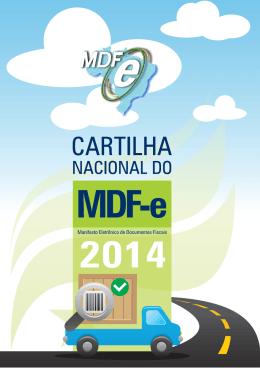 Cartilha MDF-e nacional