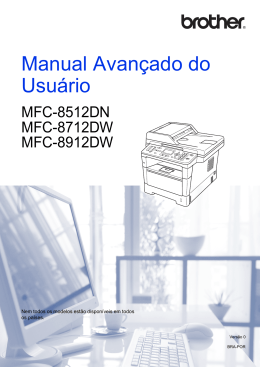 Manual Avançado MFC-8912DW