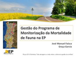 Apresentação - Infraestruturas de Portugal