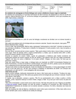 Fundação Estadual Norte Fluminense Assessoria de