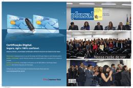Revista Plural - Ministério Público
