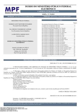 Caderno Extrajudicial, p. 1.