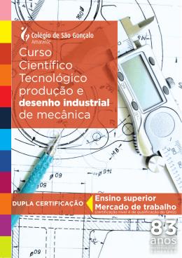 Produção e Desenho Industrial de Mecânica
