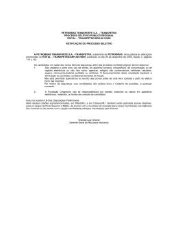 Errata 04 - Fundação Cesgranrio
