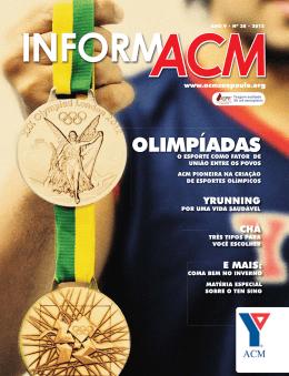 Leia em  - ACM São Paulo