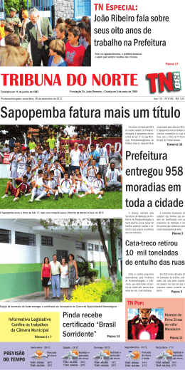 8182 - Tribuna do Norte