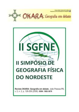 equipe editorial - Index of - Universidade Federal da Paraíba