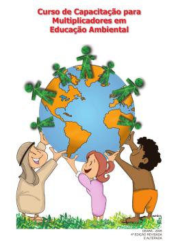 Curso de Capacitação para Multiplicadores em Educação Ambiental
