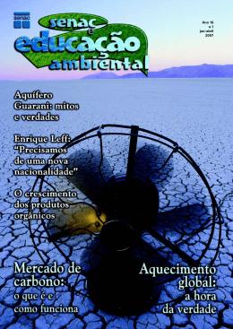 Revista Senac Educação Ambiental