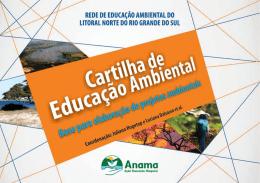 Cartilha de Educação Ambiental