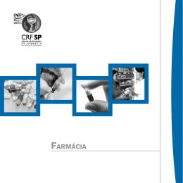 Cartilha da Comissão de Farmácia - CRF-SP