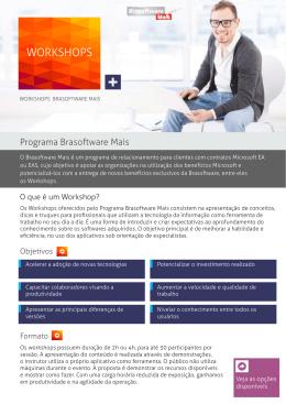 Workshop Dicas & Truques