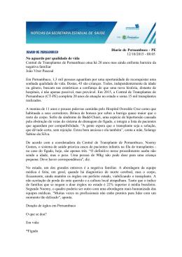 saúde notícias 12 de outubro 2015