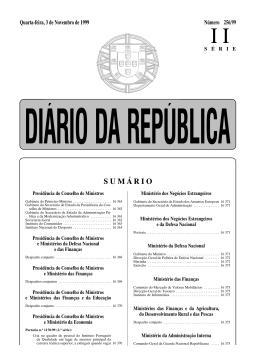 SUMÁRIO - Federação Académica do Porto