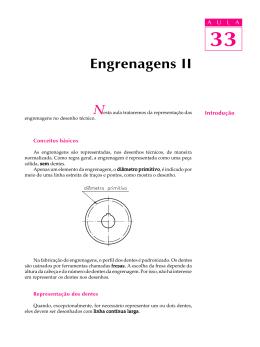 33. Engrenagens II