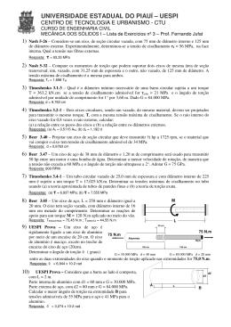 Lista de Exercícios nº 3