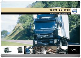 VOLVO VM 6X2R
