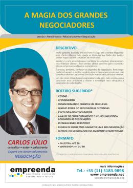 CJ - A MAGIA DOS GRANDES NEGOCIADORES .ai