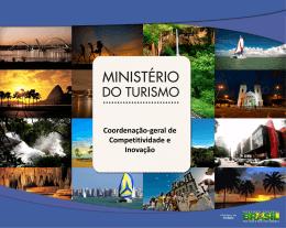 MTur - Fev 2014 - Ministério do Turismo