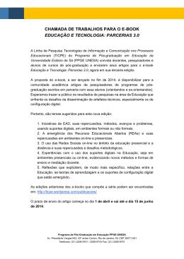 E book e web 20 no setor editorial em portugal e brasil fandeluxe Gallery
