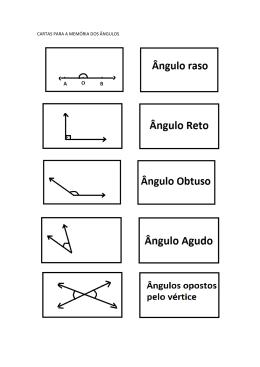 CARTAS PARA A MEMÓRIA DOS ÂNGULOS