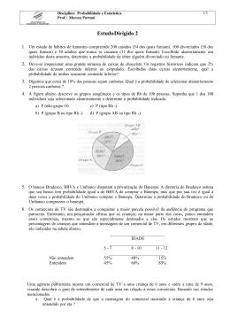 estudo dirigido 2 _probabilidade adicao multiplicacao condicional_