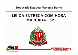Dep. Vanessa Damo