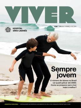 Revista Viver #4 - Hospital Sírio