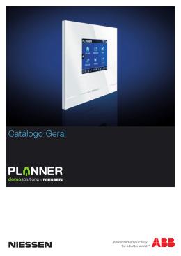 Catálogo geral do Planner