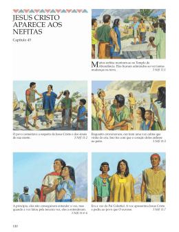 JESUS CRISTO APARECE AOS NEFITAS