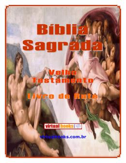 Velho Testamento Livro de Rute