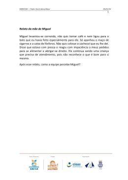 O Caso de Miguel - Co