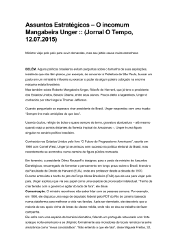 1.4 Entrevista Nytimes Republicada Em O Tempo